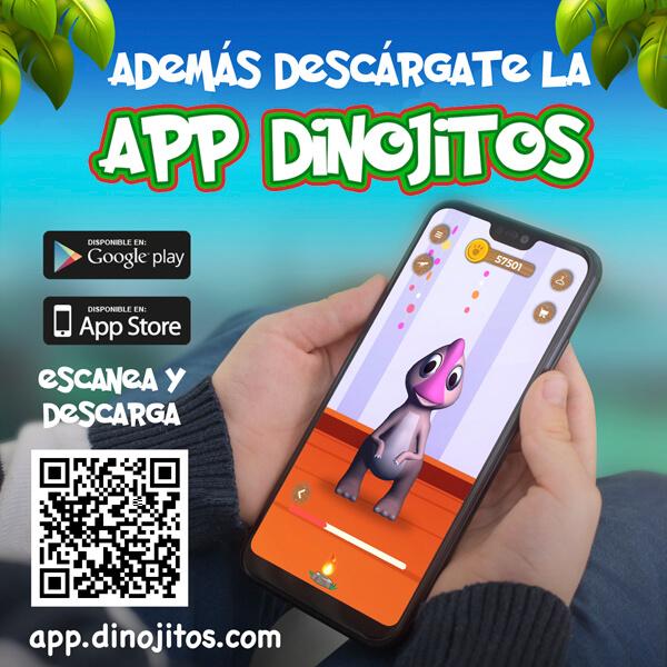 APP Dinojitos - Corita