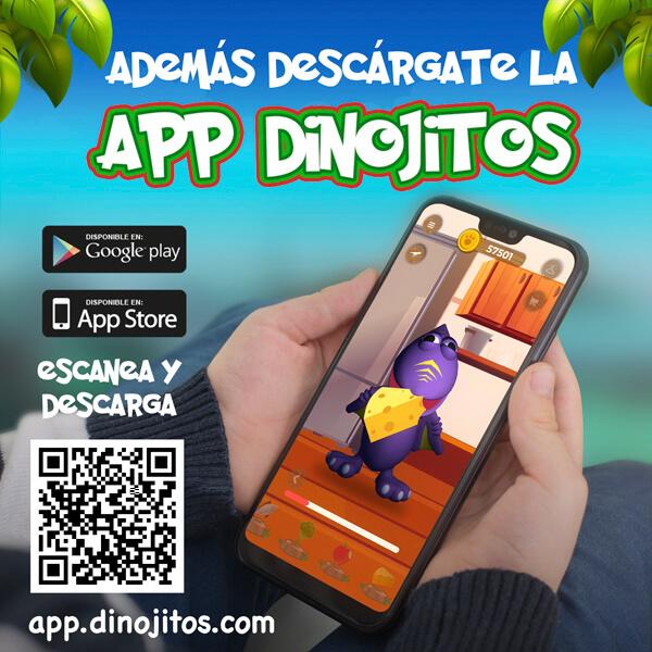APP Dinojitos - Dactilus