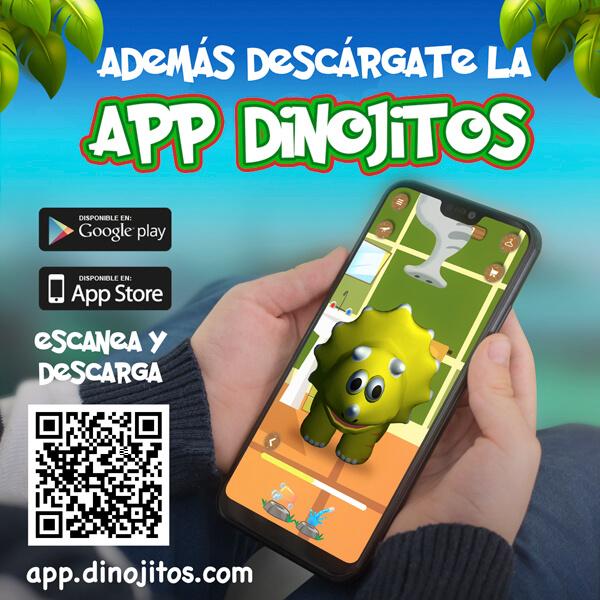 APP Dinojitos - Tricer
