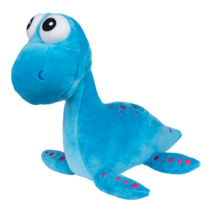 Peluche Nessy Dinojitos luminosos