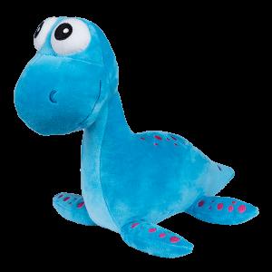 Peluche Nessy Dinojitos luminosos