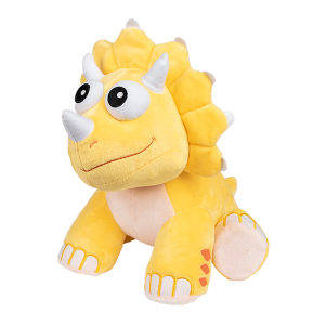 Peluche Tricer Dinojitos luminosos