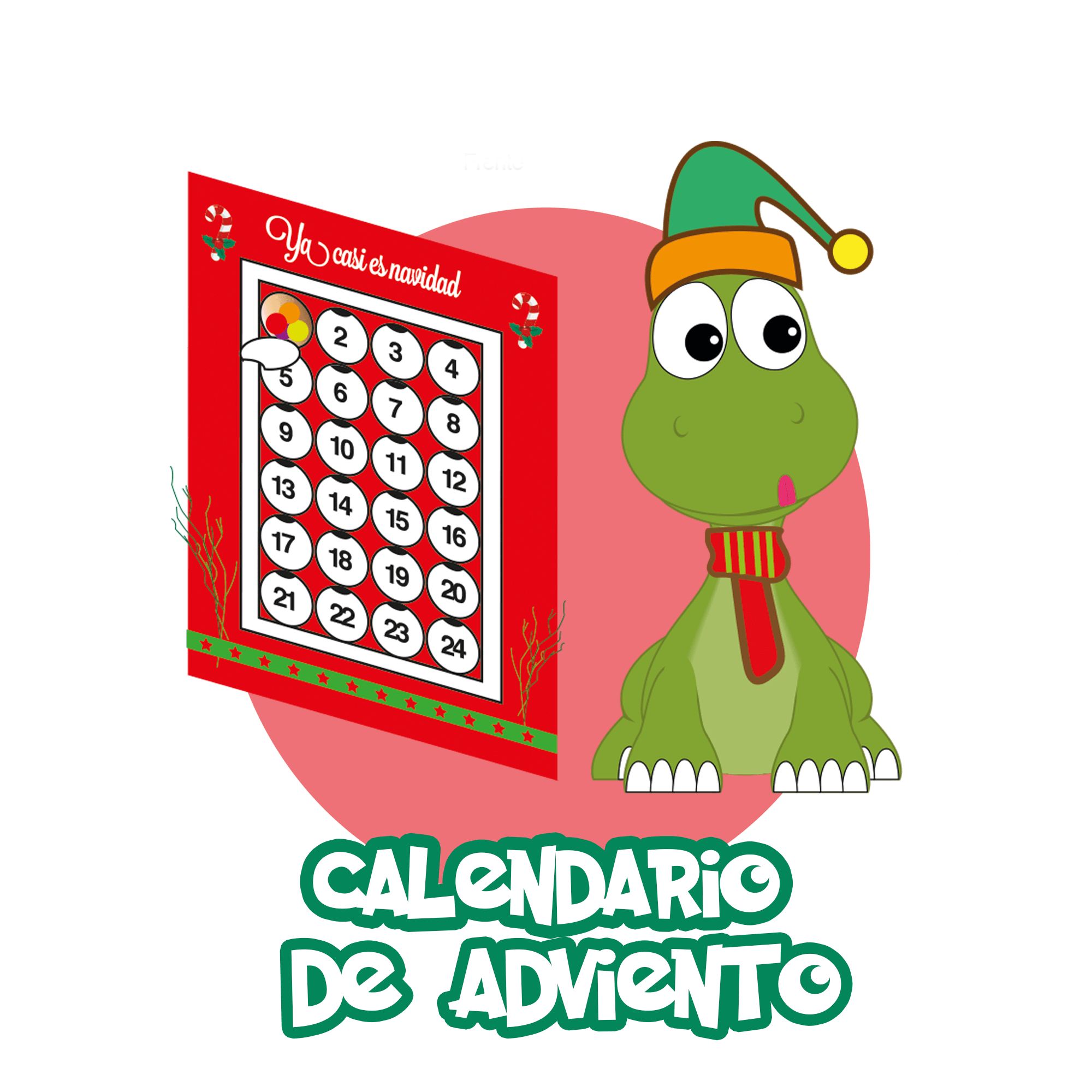Calendario de Adviento de Docus